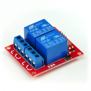Relay 2-Channel 12v (Active High)