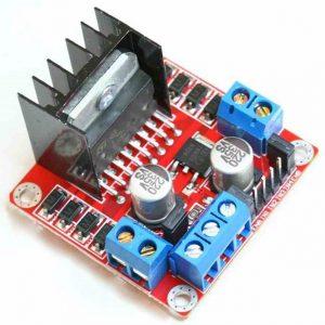 Motor Driver Module (L298N)