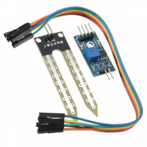 Soil Moisture Sensor (analog & digital out)