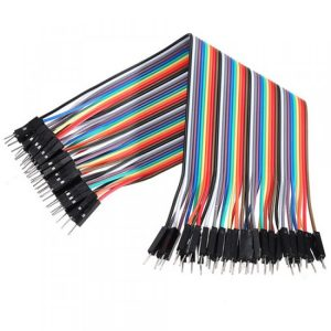 20 Ways Male-Male Jumper cable (20cm)