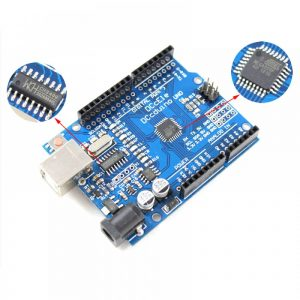 Arduino Uno (CH340) – Arduino Compatible