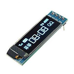 OLED I2C 0.91Inch 128x32px Blue Display