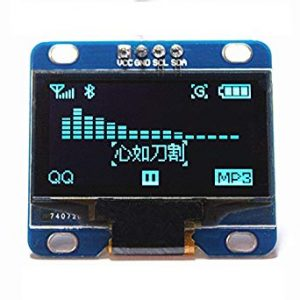 1.3 inches 128x64px I2C OLED Display Module