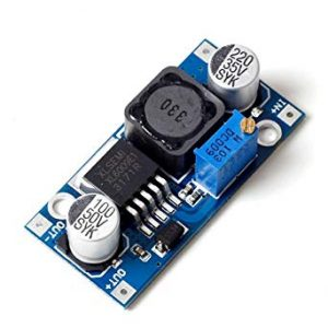 XL6009 DC-DC Adjustable Step-up Voltage Booster Module