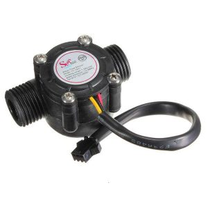 YFS201 Hall Effect Water Flow Meter / Sensor
