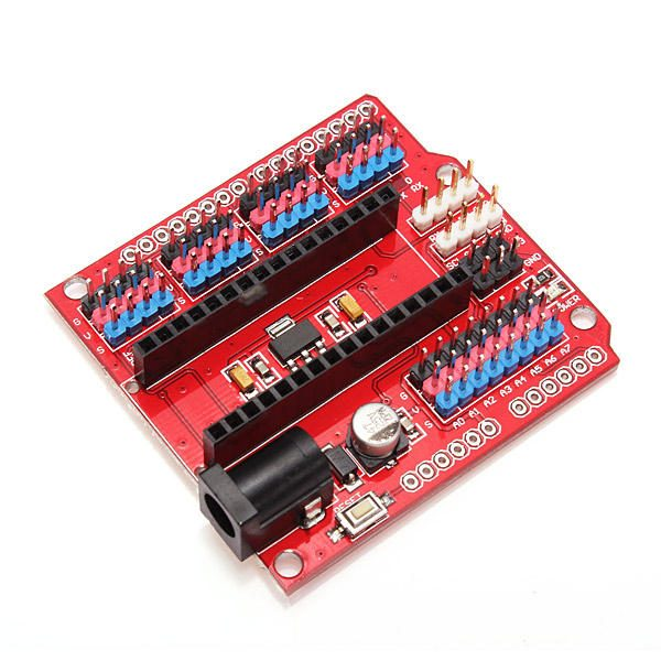 Multi-function I/O Expansion Shield For Arduino Nano