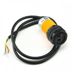 Proximity Sensor PNP Normally Open Photoelectric IR Infrared Switch E18-D80NK up to 80cm
