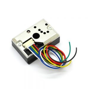 SHARP GP2Y1014AU0F Compact Optical Dust Sensor With Cable