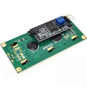 LCD 16×2 Display IIC/I2C