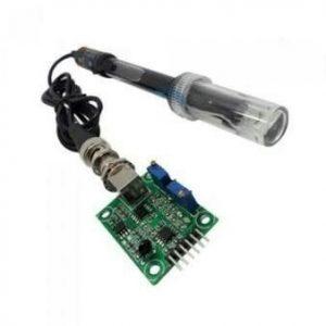 PH Sensor Kit E-201-C, PH 0-14 with Module Board V2.0