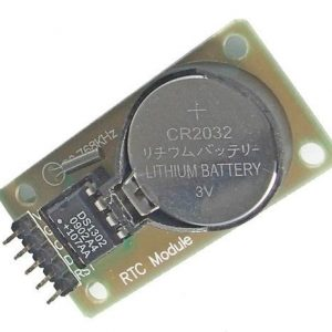 DS1302 RTC Real Time Clock Module with Battery CR2032