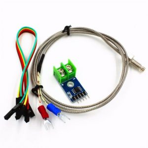 Thermocouple Temperature Sensor K-type Probe w/ MAX6675 Module